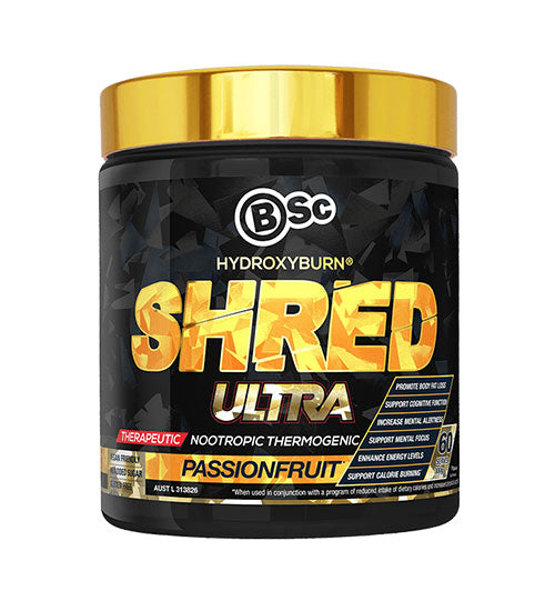 Buy HYDROXYBURN SHRED ULTRA 300G this sports supplement from Payless Supplements, today