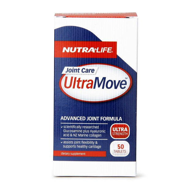 Nutra-Life Joint Care Ultra Move 50 Tabs