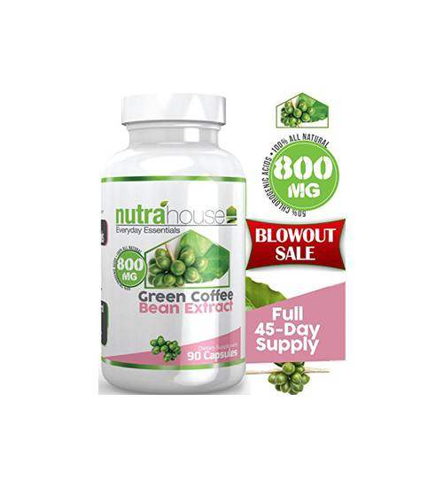Buy NutraHouse Green Coffee Bean Extract this sports supplement from Payless Supplements, today