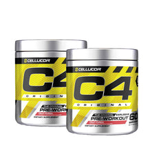 CELLUCOR C4 GEN 4 PRE-WORKOUT DOUBLE TROUBLE