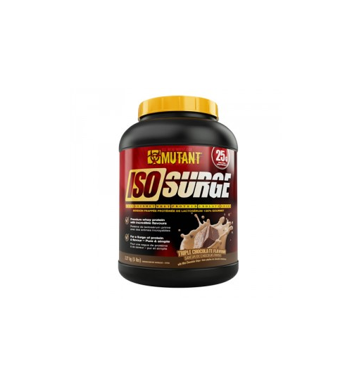 Buy Mutant Iso Surge Protein 5lb this sports supplement from Payless Supplements, today