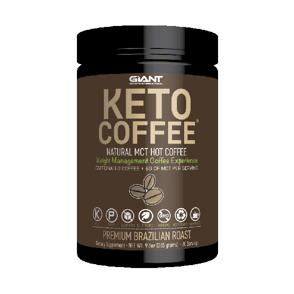 Buy Giant Sports Keto Coffee this sports supplement from Payless Supplements, today