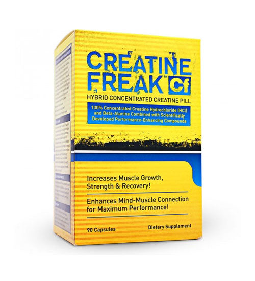 Buy PHARMAFREAK CREATINE FREAK this sports supplement from Payless Supplements, today