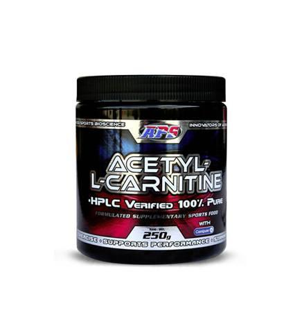 Buy APS - ACETYL L-CARNITINE 100g this sports supplement from Payless Supplements, today