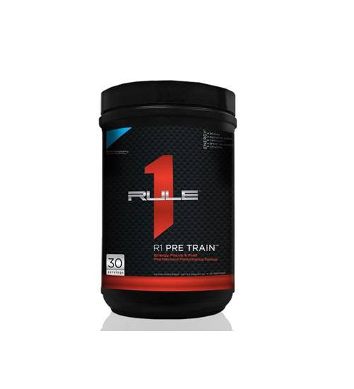 Buy RULE 1 PRE-TRAIN 25 Serve this sports supplement from Payless Supplements, today