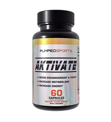 Buy PUMPED SPORTS AKTIVATE 60 CAPSULES X2 this sports supplement from Payless Supplements, today