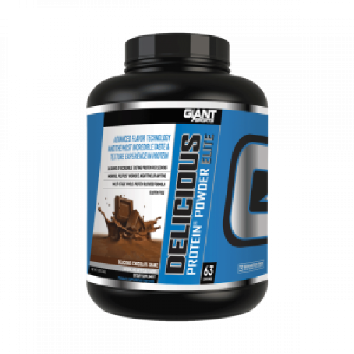 Buy GIANT SPORTS DELICIOUS PROTEIN 5Lb this sports supplement from Payless Supplements, today