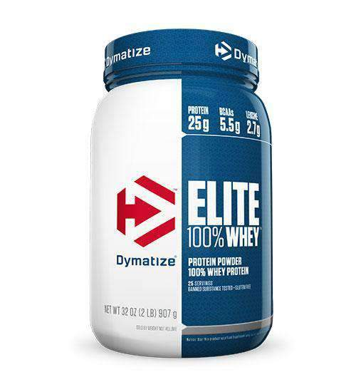 Buy DYMATIZE 100% ELITE WHEY PROTEIN 2LB this sports supplement from Payless Supplements, today