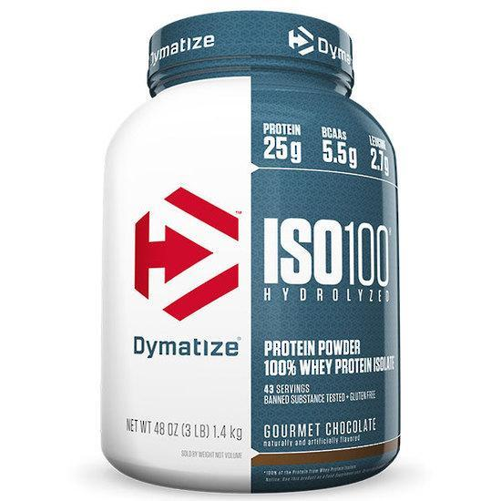 Buy DYMATIZE ISO-100 3LB this sports supplement from Payless Supplements, today