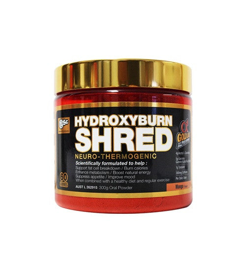 BSC HYDROXYBURN SHRED