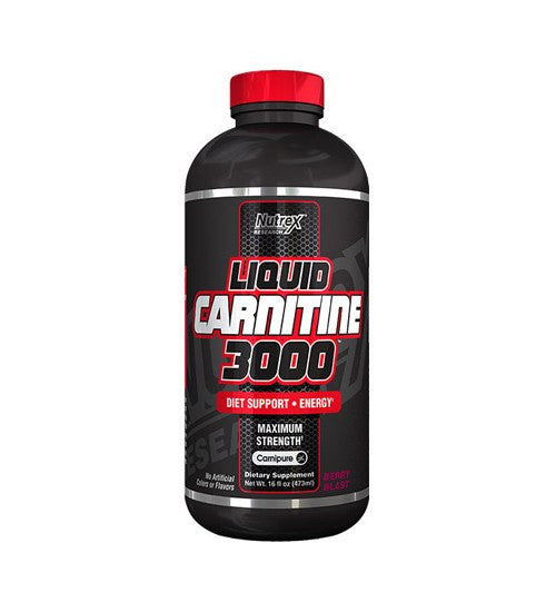 Buy NUTREX LIQUID CARNITINE 3000 this sports supplement from Payless Supplements, today
