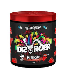 Faction Labs Disorder Pre-Workout - TopDog Nutrition