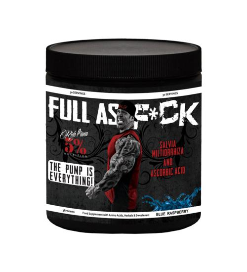Buy 5% Nutrition Full As F*ck Nitric Oxide Booster this sports supplement from Payless Supplements, today