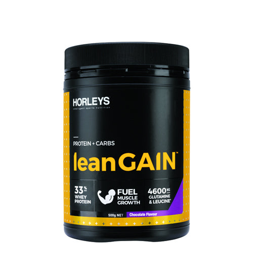 Buy HORLEYS LEAN GAIN this sports supplement from Payless Supplements, today