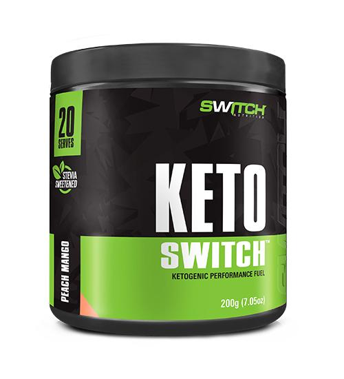 Switch Nutrition Keto Switch 20 Serves
