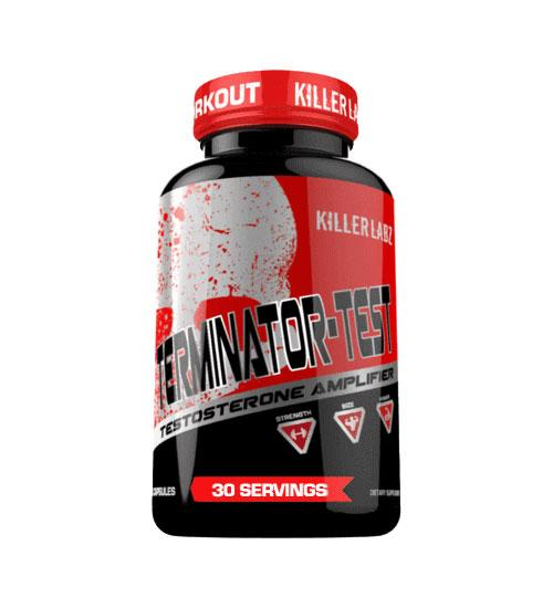 Buy Killer Labz Terminator Test this sports supplement from Payless Supplements, today