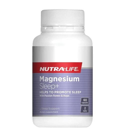 NUTRALIFE MAGNESIUM SLEEP+