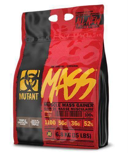 Buy Mutant Mass 15lb this sports supplement from Payless Supplements, today