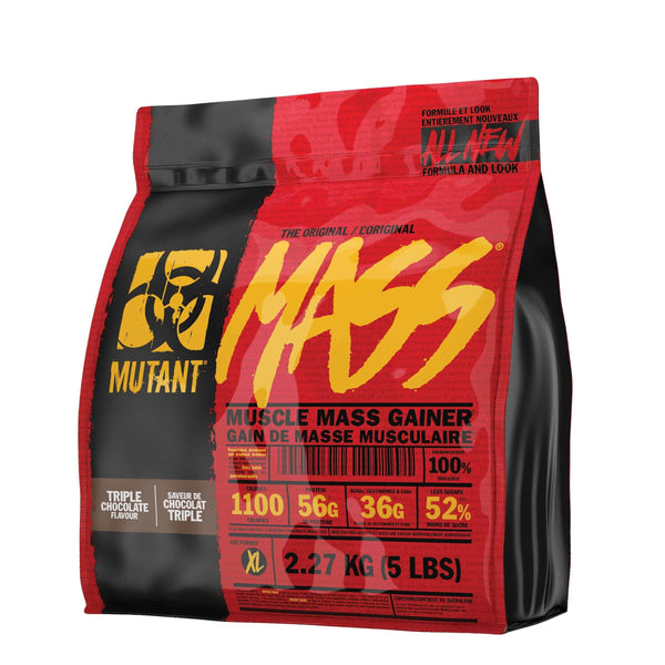 Buy MUTANT MASS 5Lb this sports supplement from Payless Supplements, today