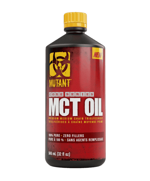 Mutant MCT Oil Medium Chain Triglyceride - TopDog Nutrition