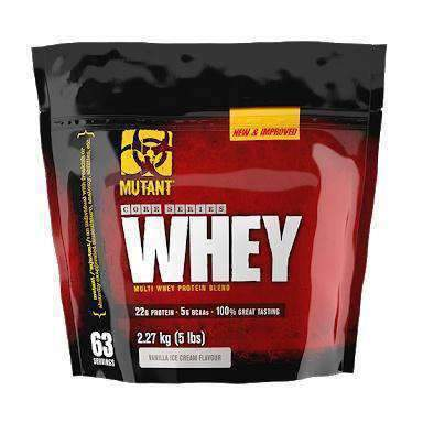 MUTANT WHEY 5lb - TopDog Nutrition