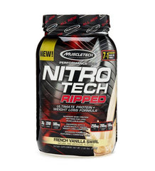 Buy Muscle Tech NITRO TECH RIPPED 2LB x2 this sports supplement from Payless Supplements, today