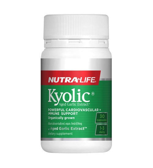 NUTRALIFE KYOLIC AGED GARLIC EXTRACT