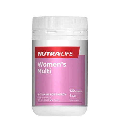Nutra-Life Women's Multi Vitamin 120s