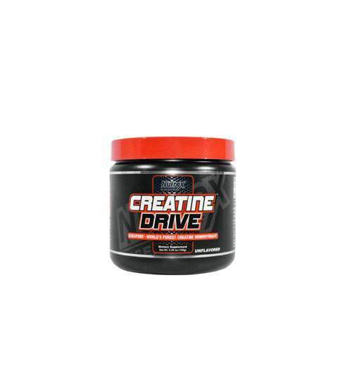 Buy Nutrex Creatine Drive Black 150g-30 serve this sports supplement from Payless Supplements, today