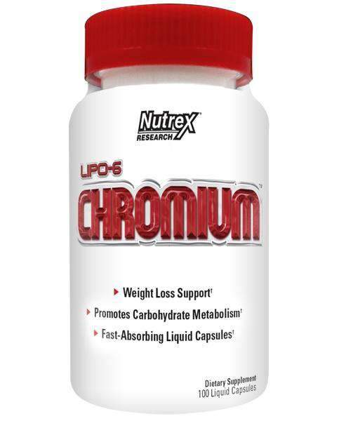 Buy Nutrex Lipo 6 Chromium this sports supplement from Payless Supplements, today