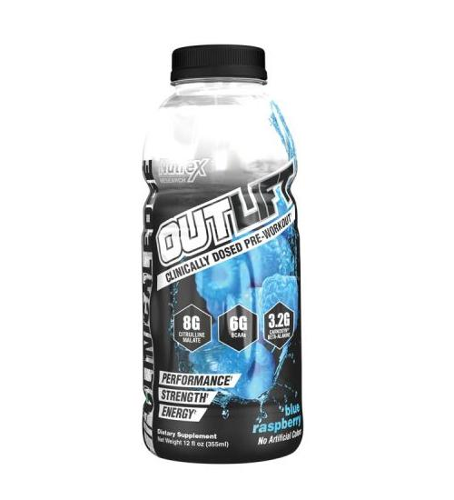 Nutrex Outlift RTD Box of 12