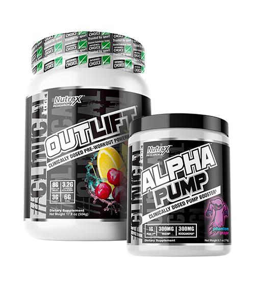 NUTREX OUTLIFT COMBO