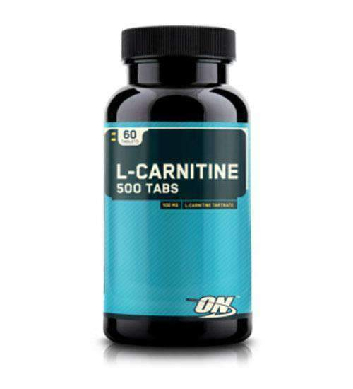 Optimum Nutrition L Carnitine - TopDog Nutrition