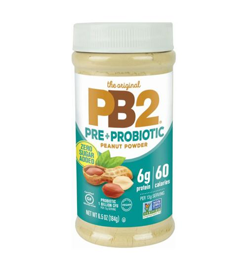 PB2 Powdered Peanut Butter with Pre + Probiotic | TopDog Nutrition