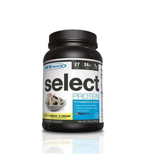 PES Science Select Protein - TopDog Nutrition