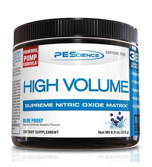 Buy PEScience High Volume this sports supplement from Payless Supplements, today