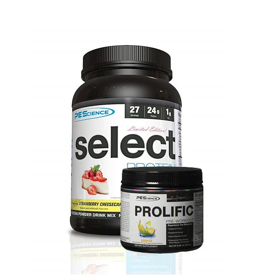 Select Protein + PES Prolific 30 Serve