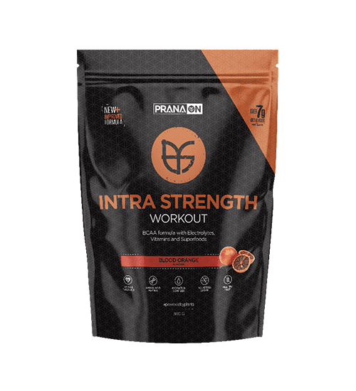 PRANAON INTRA STRENGTH - TopDog Nutrition