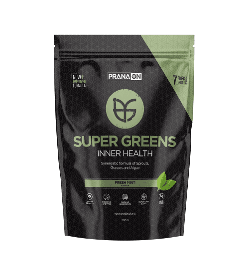 PRANAON SUPER GREENS - TopDog Nutrition
