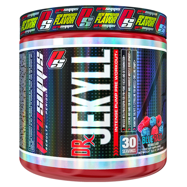 PROSUPPS DR JEKYLL PRE WORKOUT