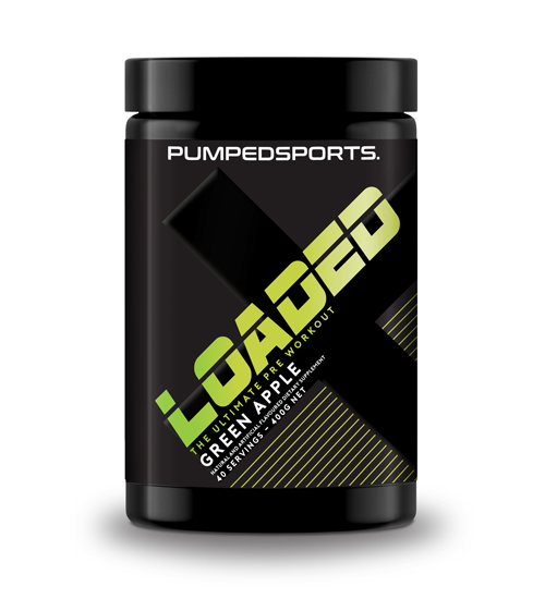 Buy Pumped Sports Loaded this sports supplement from Payless Supplements, today