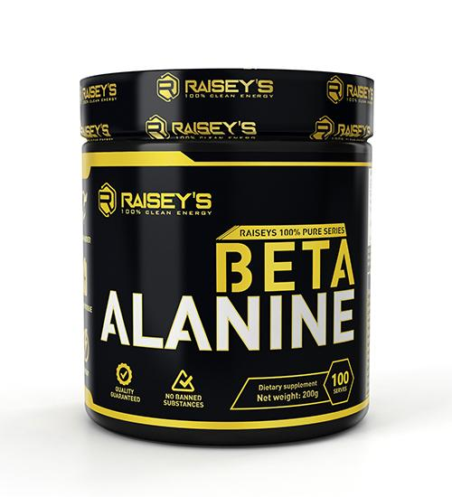 Raiseys Beta-Alanine 200g