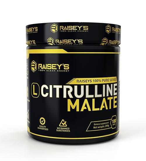 Raiseys L-Citrulline Malate 200g