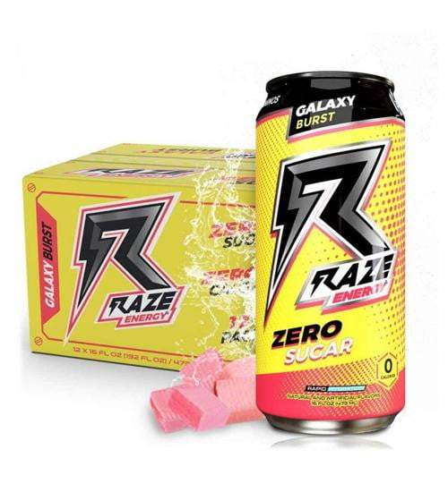 Raze Energy Drink Box of 12 | TopDog Nutrition
