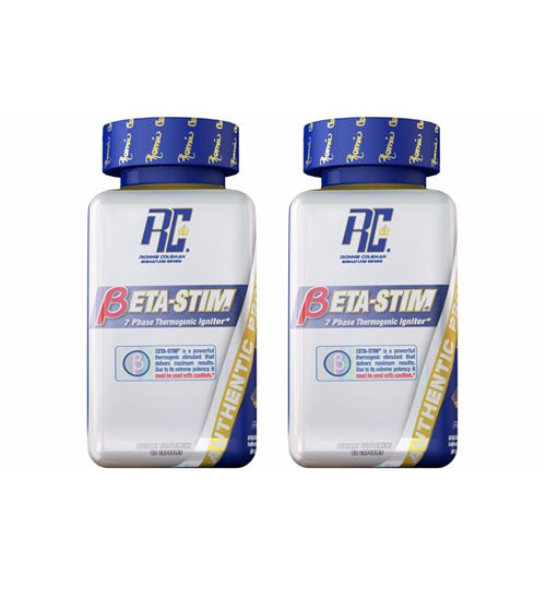 Ronnie Coleman Beta Stim 60 Caps Buy 1 Get 1
