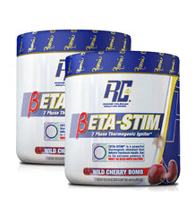 RONNIE COLEMAN BETA-STIM POWDER BUY 1 GET 1