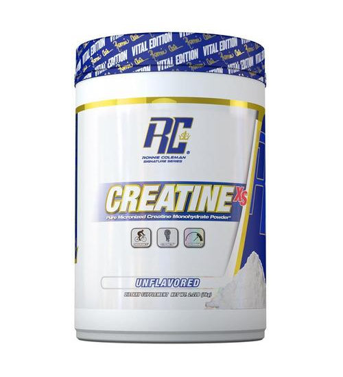 Buy Ronnie Coleman Creatine XS 1kg this sports supplement from Payless Supplements, today