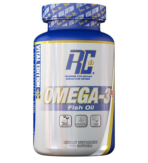 Ronnie Coleman Omega 3