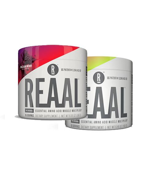 REAAL EAA Powder Double Up