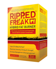 Buy PHARMAFREAK RIPPED FREAK FAT BURNER this sports supplement from Payless Supplements, today